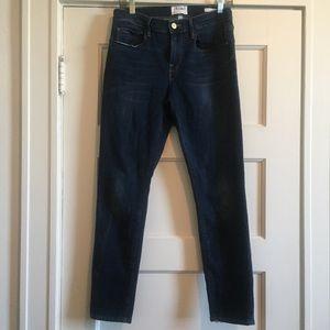 Frame Denim Le Garçon Jeans
